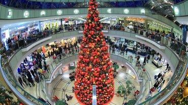Weihnachtsgeschäft: volle Läden und volle Kassen