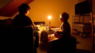 Bei Stromausfall auf Funzeln umzusteigen, kann nicht die Lösung sein
