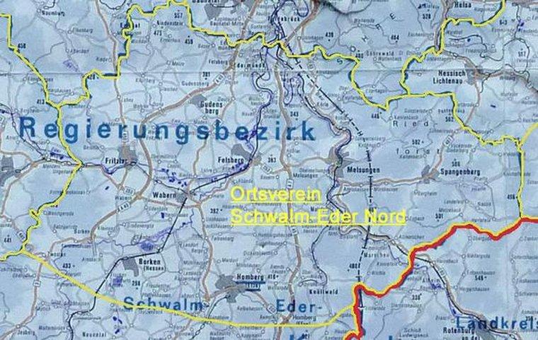 Ortsverein Schwalm-Eder Nord
