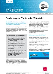 Telekom-Info vom 15.12.2015