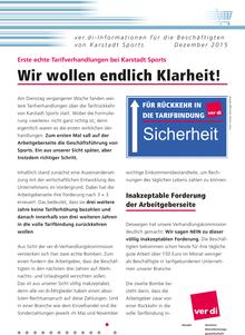 Karstadt-Info vom 14.12.2015