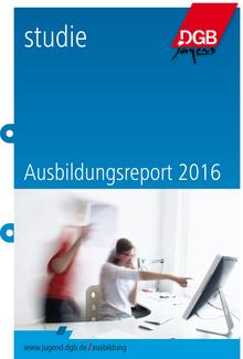 DGB-Ausbildungsreport 2016