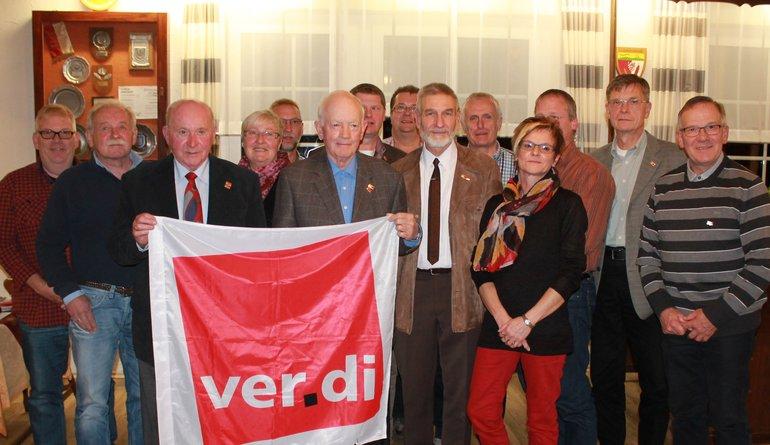 Jubilarehrung 2014 des Ortsverein Witzenhausen