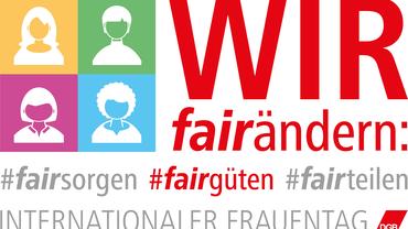 Internationaler Frauentag 2020: Faire Vergütung - nur mit Tarif!