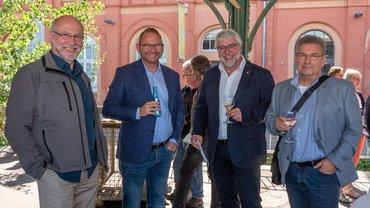 Politischer Kulturwecker 2021:  Kabarett, Satirisches und Musik am 05.09.2021 im Kulturbahnhof in Kassel